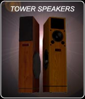 Tower Speakers